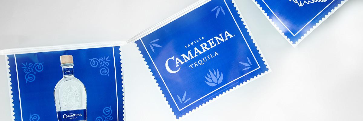 Camarena Tequila Banner