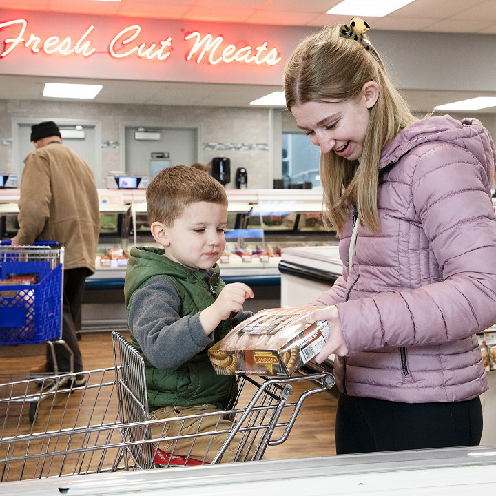 Miesfelds Shopper