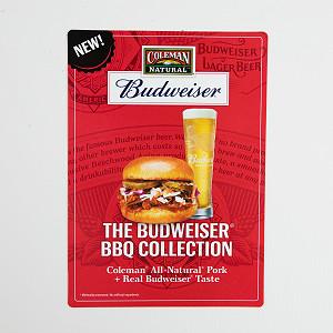 Budweiser Signage