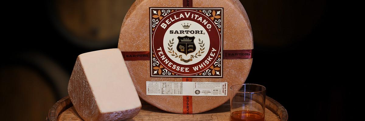 Sartori Cheese Wheel